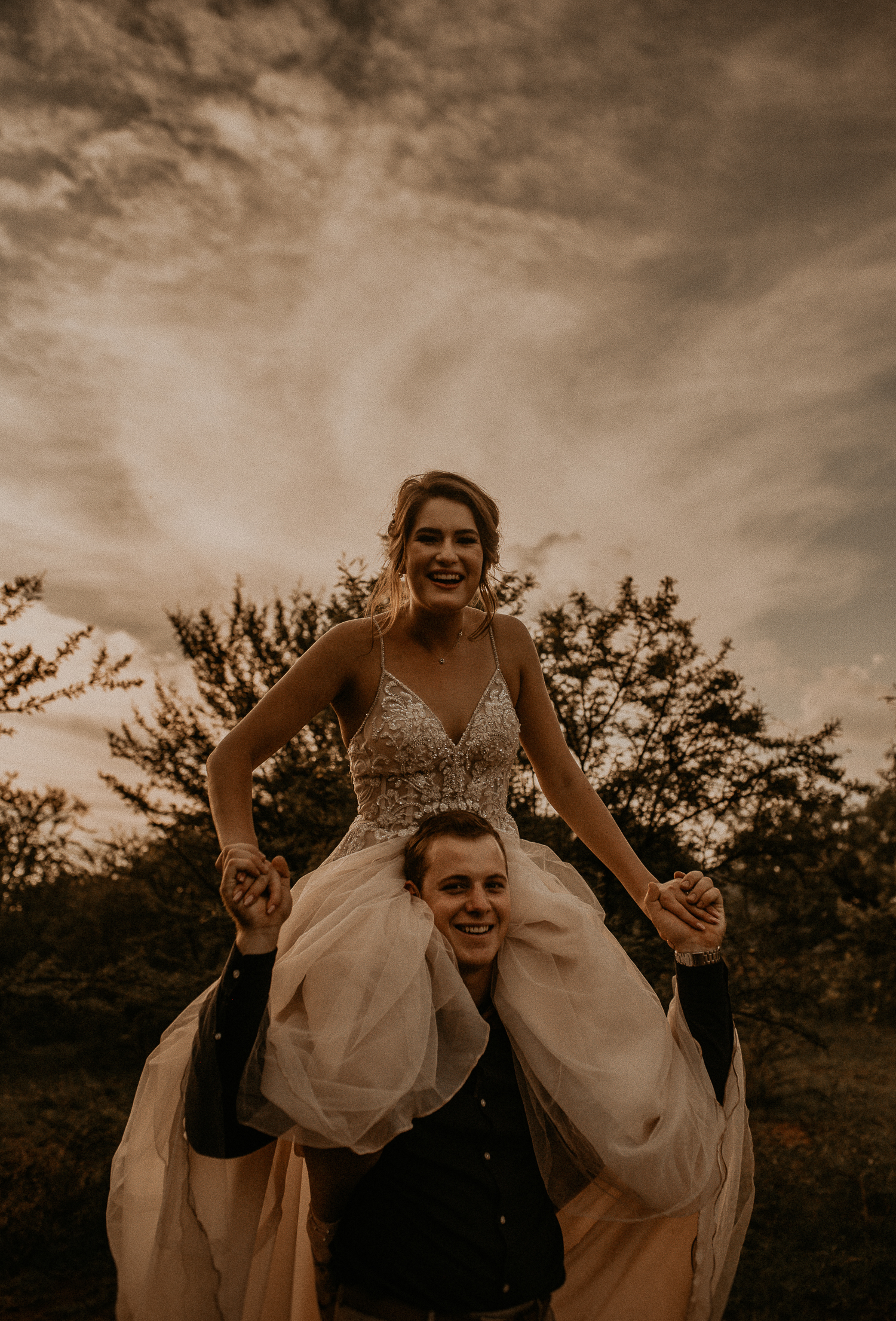Major and Me Wedding Photography
